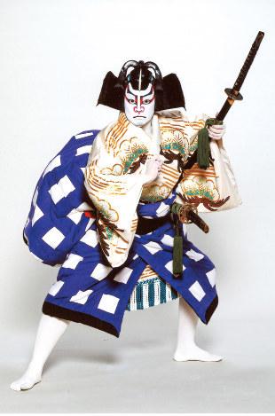 松王丸の尾上松緑(国立劇場提供)