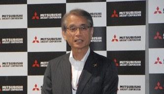 水谷久和・三菱航空機社長