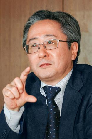 小林慶一郎・東京財団政策研究所研究主幹(撮影=潮田正三)