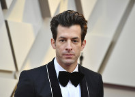 In this Feb. 24, 2019 file photo, Mark Ronson arrives at the Oscars at the Dolby Theatre in Los Angeles. (Photo by Jordan Strauss/Invision/AP)