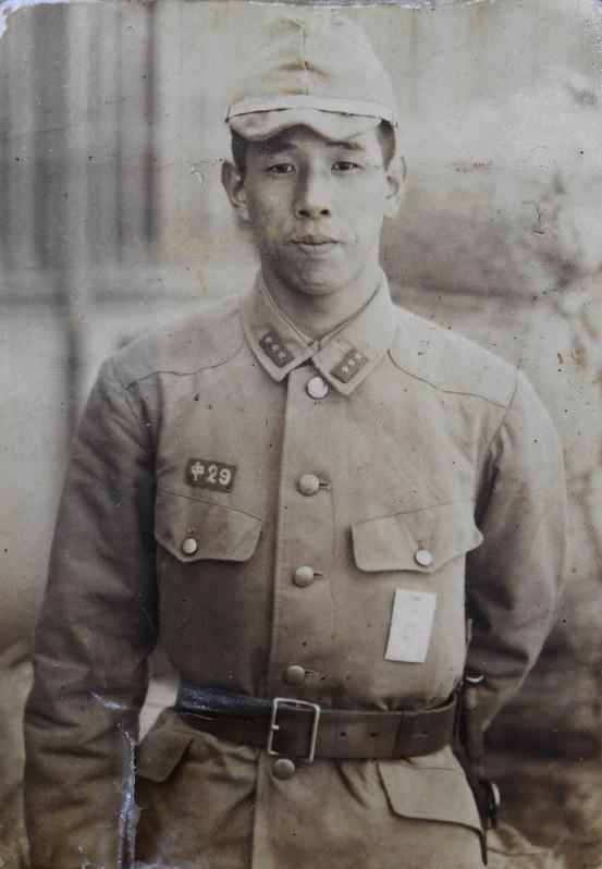 100歳元陸軍兵 今伝える沖縄戦 砲撃や飢え「悲惨な光景」 大阪   毎日新聞