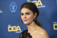 In this Feb. 2, 2019 photo, Keri Russell arrives at the 71st annual DGA Awards at the Ray Dolby Ballroom in Los Angeles. (Photo by Chris Pizzello/Invision/AP)