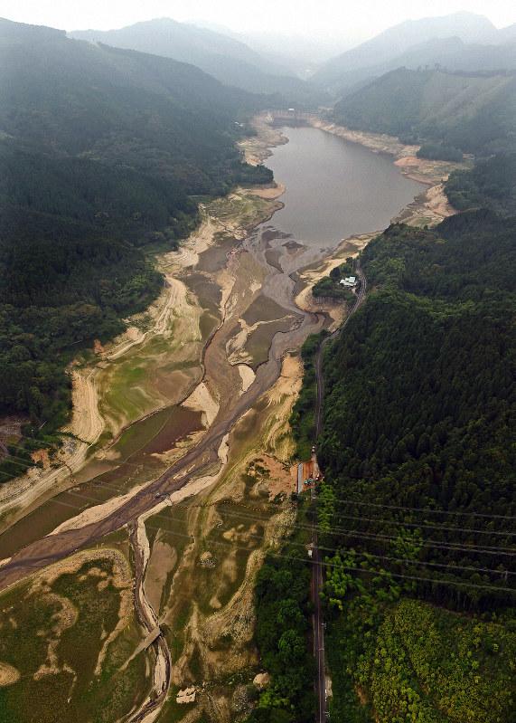 江川 ダム 貯水 率
