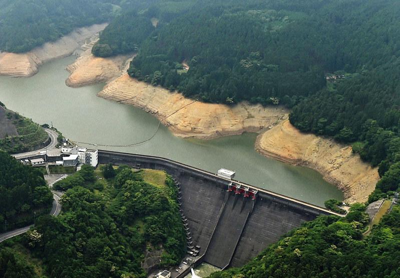 貯水 神奈川 率 ダム 貯水量情報
