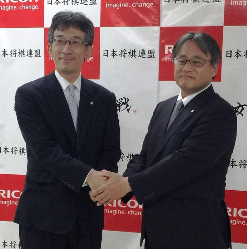 将棋 棋譜 日本 連盟