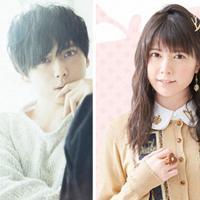 声優の梶裕貴さん(左)、竹達彩奈さん=公式サイトより