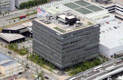 神戸製鋼所神戸本社=神戸市中央区で2018年6月5日、幾島健太郎撮影