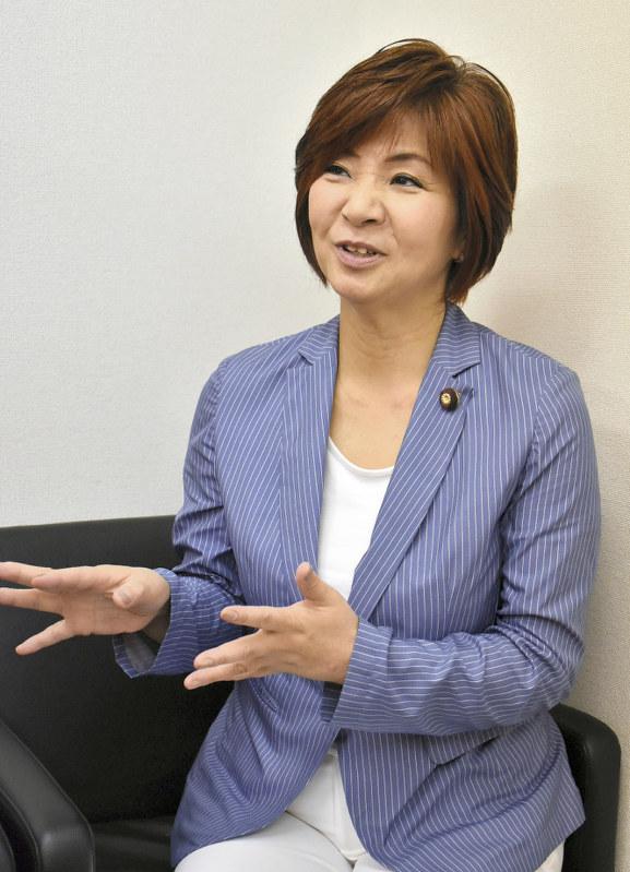 参院選2019・やまなし:各党に聞く/2 立憲民主党県連代表・宮沢 ...