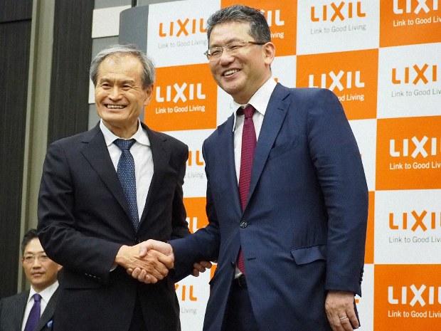 lixil 株主 総会