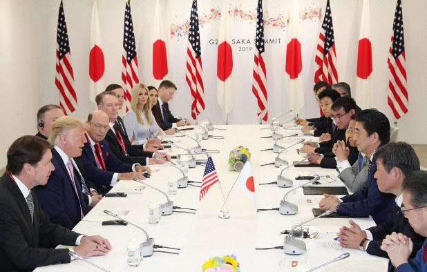 日米首脳会談、貿易交渉「早期の成果達成」確認 「大きな取引を近く ...