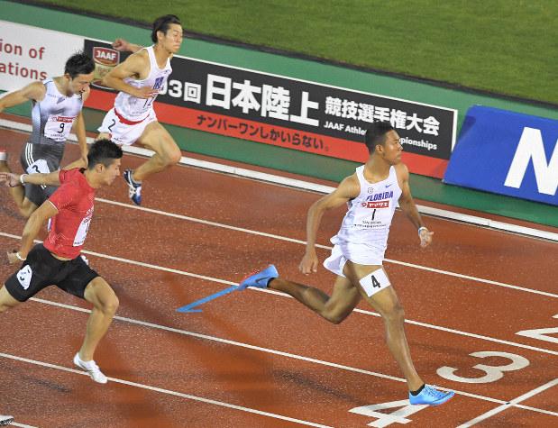 日本 選手権 2019
