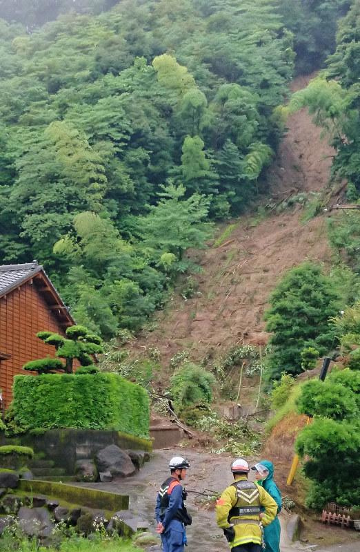 鹿児島 土砂 災害