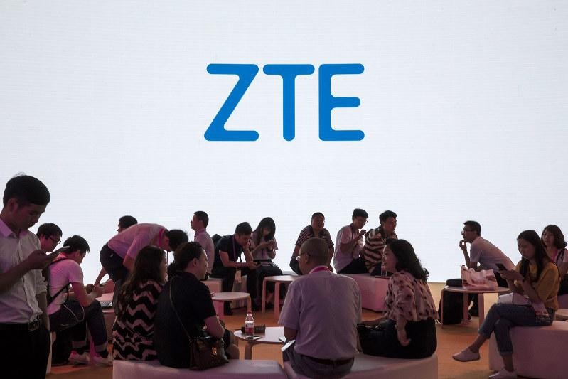 米国の中国制裁はZTEから本格化した(Bloomberg)