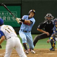 【社会人野球「平成のベストナイン」指名打者部門】JX-ENEOS・池辺啓二さん=和田大典撮影