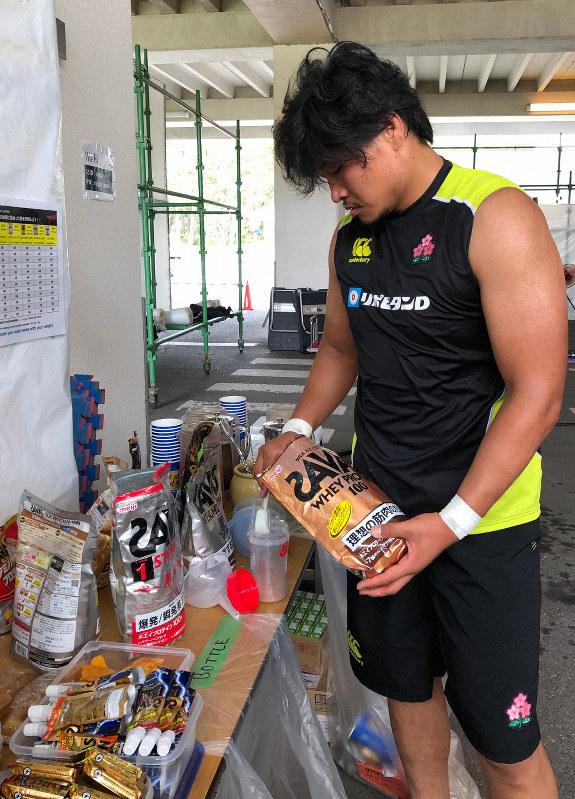 ジャパンのミカタ:ジャパンの食(3)重要なリカバリーと栄養