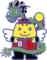 Jaodori Meisui-kun, from Nagasaki Prefecture