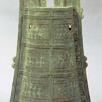 辰馬考古資料館所蔵の銅鐸=同館提供