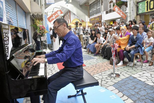 ストリート 札幌 ピアノ 駅