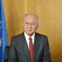 IAEA Director-General Yukiya Amano is seen in Vienna in this Sept. 15, 2017 file photo. (Mainichi)