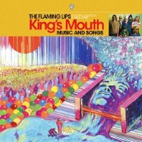 This image released by Warner Bros. Records shows 'King's Mouth: Music and Songs' by The Flaming Lips. (Warner Bros. Records via AP)