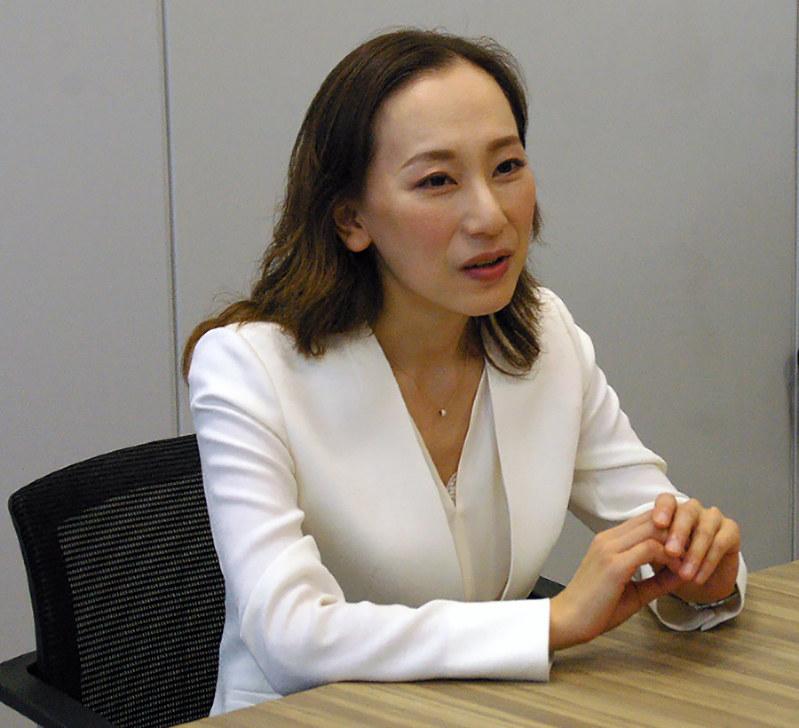 宮岡冴子氏(モネ・テクノロジーズ)