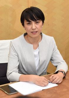 Shizuka Terata (Mainichi)