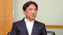 NTTドコモの吉沢和弘社長は料金プランを再び見直す可能性を語る