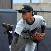 新潟明訓・3年 山本大凱(だいき)投手