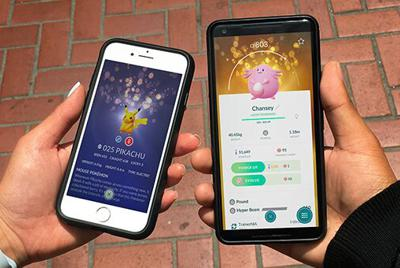 ©2016–2019 Niantic, Inc. ©2016–2019 Pokémon. ©1995–2019 Nintendo/Creatures Inc. / GAME FREAK inc.