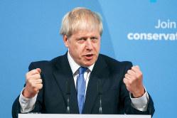 ジョンソン英国新首相