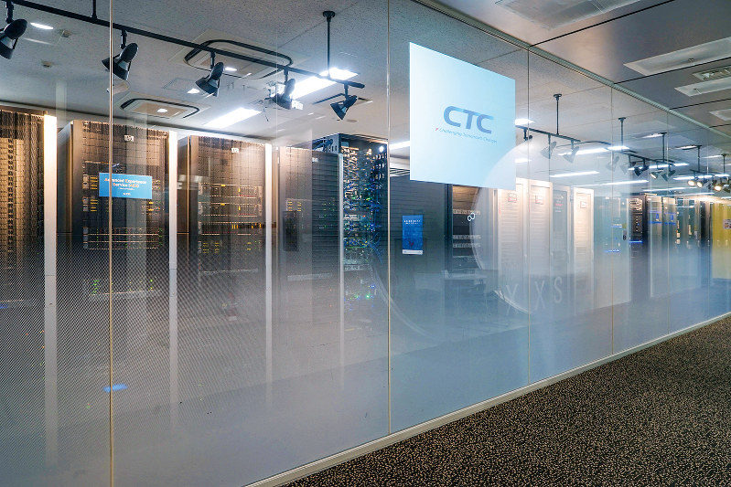 伊藤忠テクノソリューションズ(CTC)事業は、デジタル技術収益化の先駆け(CTC提供)