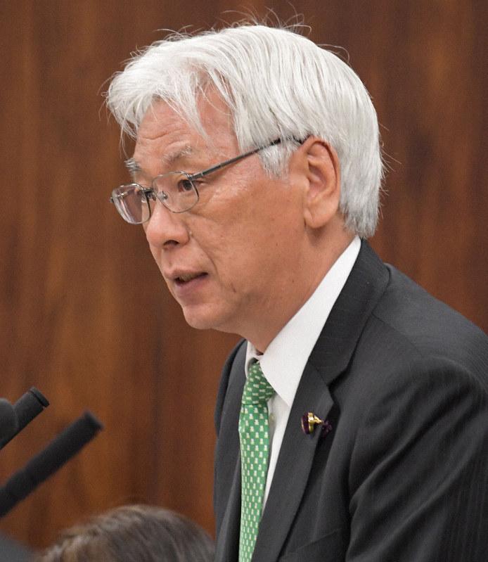 参院副議長に小川元法相 来月1日選出へ | 毎日新聞