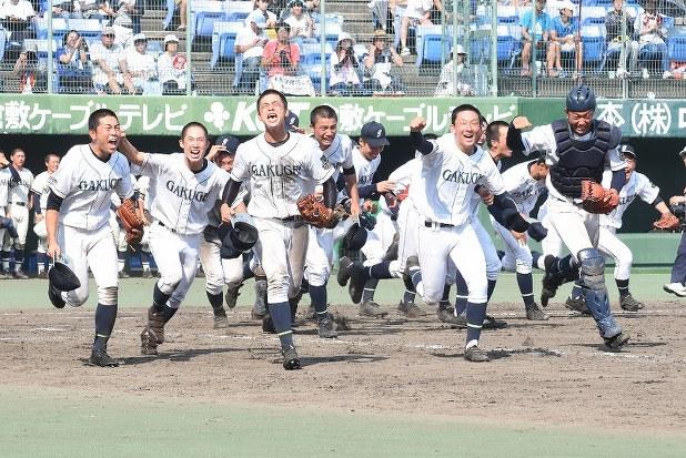 第101回全国高校野球:岡山大会・決勝 学芸館V、夏切符つかむ 2 ...