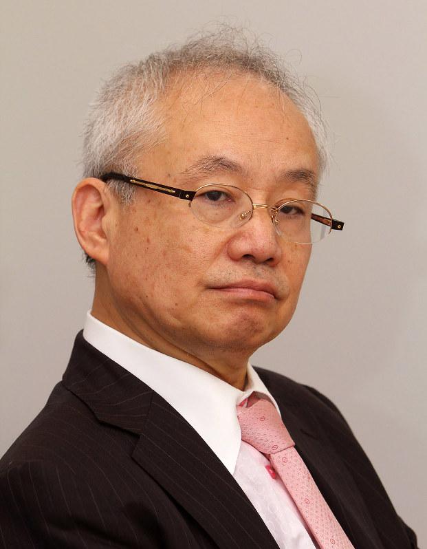 横尾宣政氏