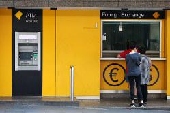 クロス円でより円高警戒が必要だ(Bloomberg)