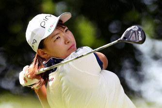 オープン 全 英 2019 女子 ゴルフ
