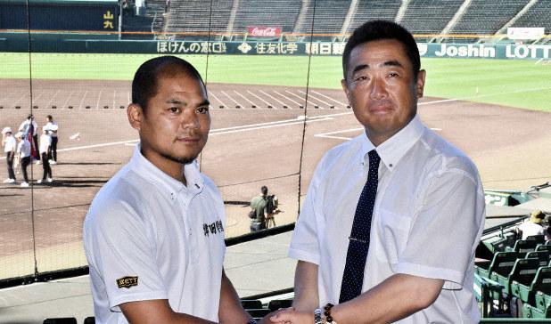 津田学園「気持ち高まってきた」静岡「思い切りよく」 対戦前に両監督 ...