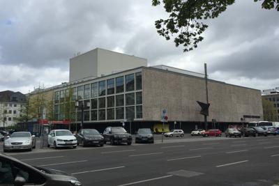 ベルリン・ドイツ・オペラ外観