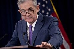 利下げが失敗するとの見方も(FRBのパウエル議長)(Bloomberg)