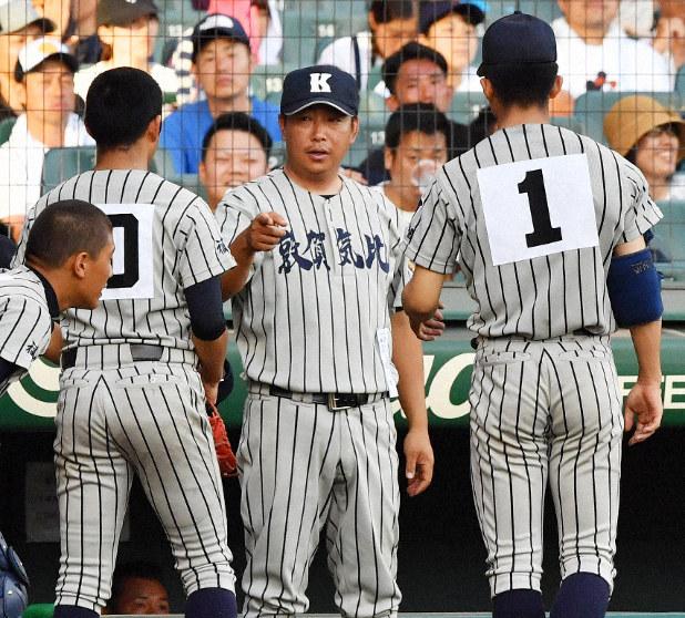 高校野球:死球負傷の杉田の分も 敦賀気比・東監督「最後まであきらめ ...