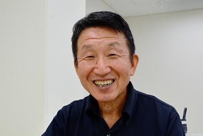 防災リテラシー研究所の太田敏一代表=神戸市中央区の神戸学院大で、松本光樹撮影