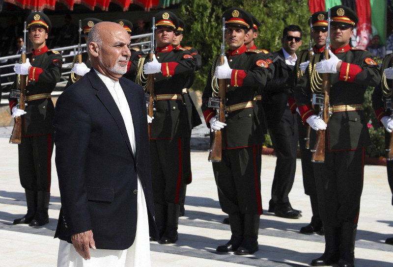 Afghanistan vows to crush Islamic State havens after attack