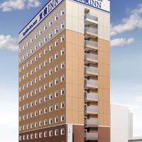 ビジネスホテル「東横INN名鉄知立駅前」の完成イメージ図=東横イン提供