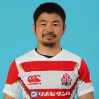 【バックス】SH 田中史朗(34)=キヤノン・3回目