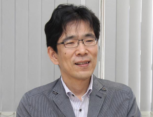「医師として、医療現場で使いやすいAIを目指している」と語る多田氏