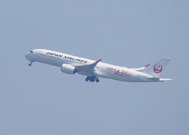 日航のA350就航 羽田-福岡線 燃費向上「非常に静かな機内」 - 毎日新聞