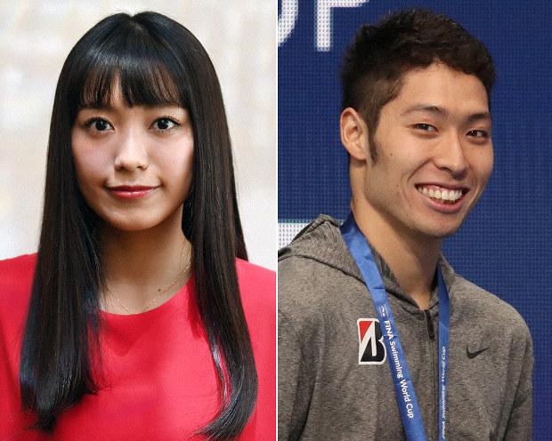 競泳の萩野選手、歌手のmiwaさんと結婚へ 冬に出産予定 , 毎日新聞