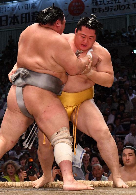 遠藤 相撲