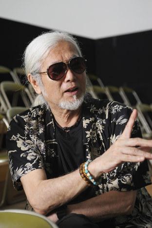 「フーテン時代に入り浸った歌舞伎町のジャズ喫茶には、ビートたけしや永山則夫がいた」 撮影=蘆田 剛