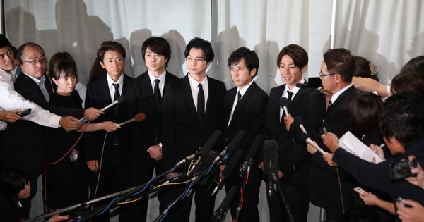 家族 ジャニー 葬 写真 さん 【画像】ジャニー喜多川の家族葬に中居正広がいない!理由はなぜ?